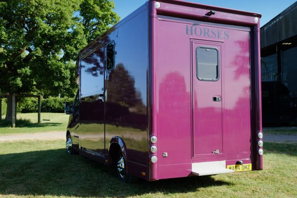 Viking Horseboxes, hand-crafted horseboxes built to last
